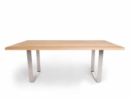 ZWEISEL Esstisch / Massivholzesstisch / Maßesstisch, Material Massivholz