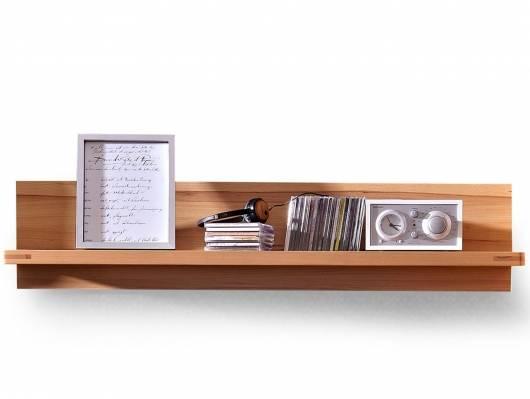 NESTOR PLUS Wandboard 115 cm, Material Dekorspanplatte, kernbuchefarbig