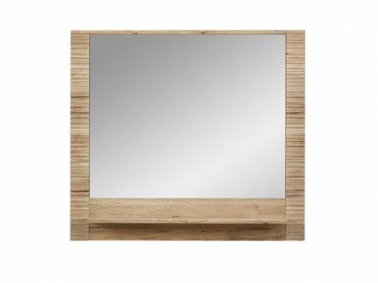 CANDRA Spiegel, Material Dekorspanplatte, Eiche sanremofarbig