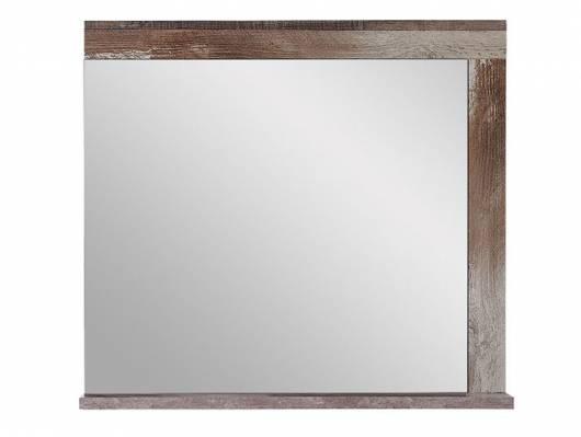 CAMENA Spiegel 77x70 cm, Material MDF, Driftwood Nachbidlung