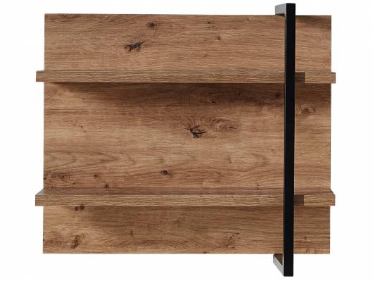 MOSANTA Wandboard 2, Material Dekorspanplatte, eichefarbig
