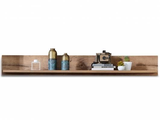 MILTON Wandboard, Material Dekorspanplatte, eichefarbig