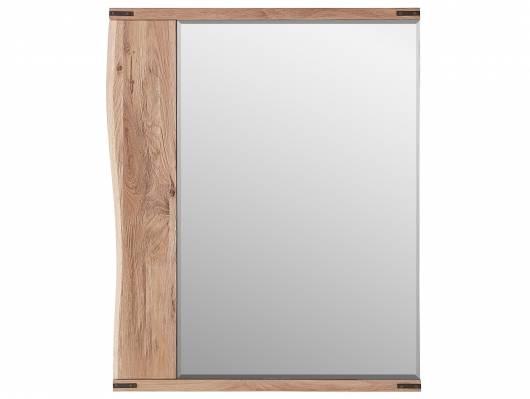 BANTY Spiegel 65x81 cm, Material Teilmassiv, Wildeiche