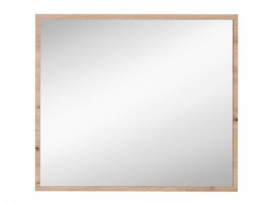 MAILAND Spiegel 80x70 cm, Material Dekorspanplatte, Artisan Eiche Nachbildung