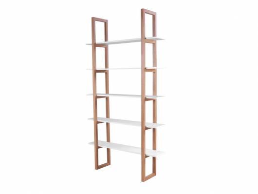 STIAN Bücherregal, Material Massivholz/MDF