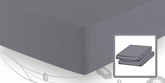 Frottee-Stretch Spannbetttuch 140x200 bis 160x200