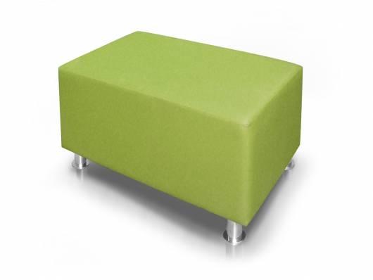 KUBO Sitzwürfel Kunstleder 90 cm