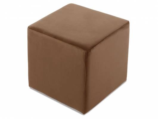 POUFI CUBE Sitzwürfel / Hocker, Material Stoff, Bezug Samt