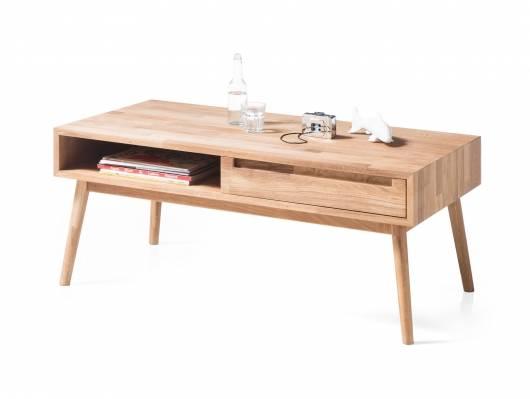 azura couchtisch eiche ge lt. Black Bedroom Furniture Sets. Home Design Ideas