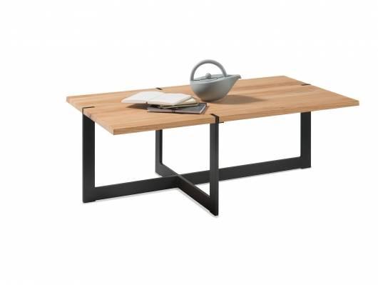 TAINA Couchtisch 110x60 cm,  Material Massivholz, Eiche massiv
