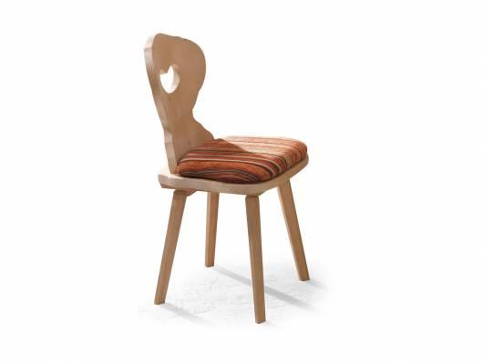 Lauro Stuhl Esstischstuhl Material Massivholz Fichte