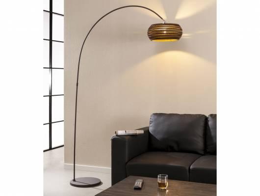 CAIDEN Stehlampe Bogenlampe