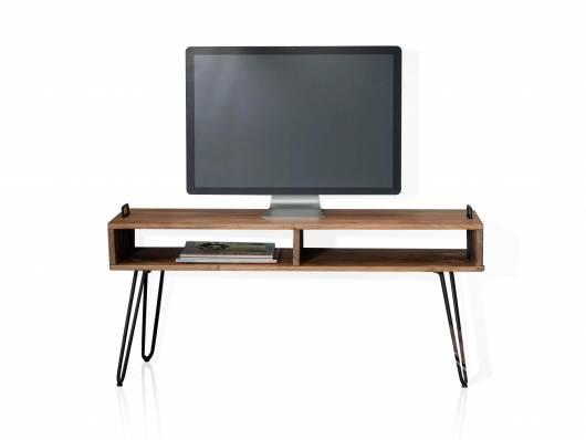 OJAN TV-Lowboard, Material Massivholz, Akazie massiv