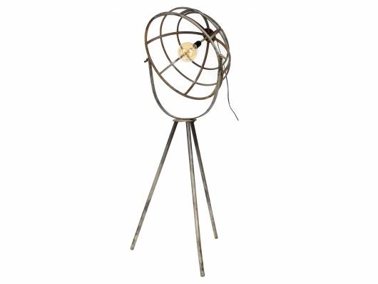 TETTY Stehlampe, Material Metall