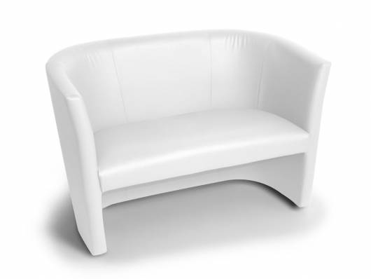 CHARLY DUO Cocktailsessel / Sessel, Material Kunstleder