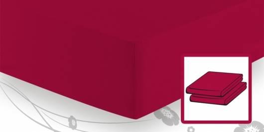 Schlafgut ELASTIC-JERSEY Boxspringbetttuch/Boxspringbettlaken 90/100x200/220