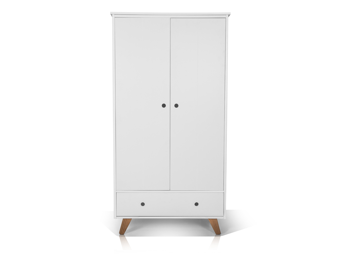 indianer kleiderschrank kiefer weiss lackiert. Black Bedroom Furniture Sets. Home Design Ideas