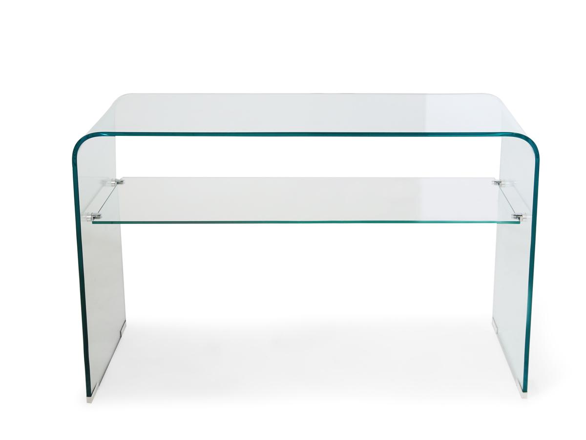 juli konsole beistelltisch klarglas. Black Bedroom Furniture Sets. Home Design Ideas