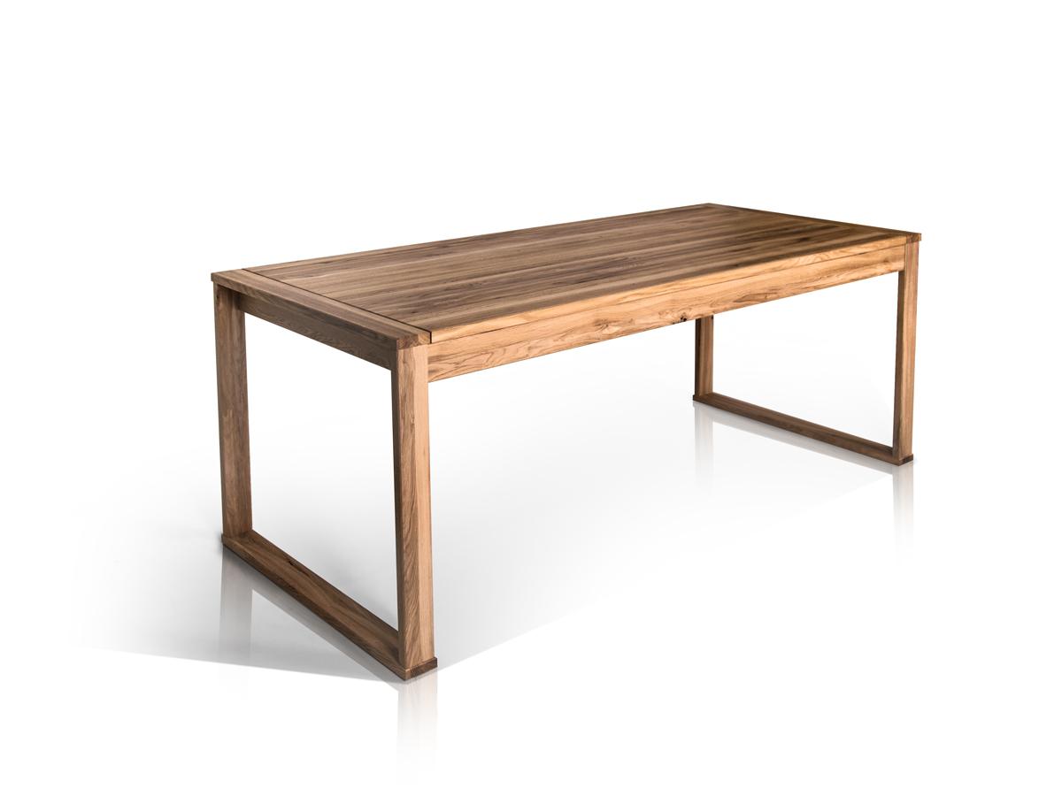 office four schreibtisch wildeiche. Black Bedroom Furniture Sets. Home Design Ideas