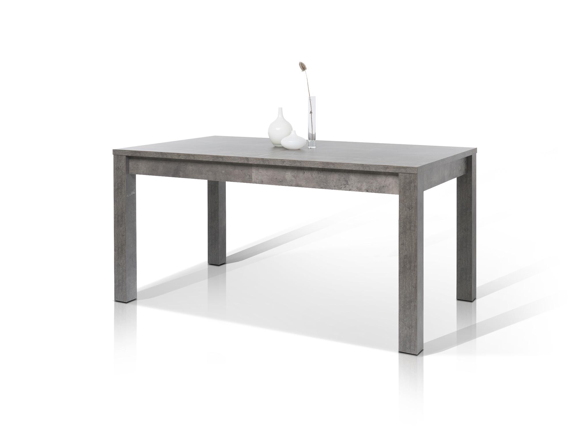 Shape esstisch 160 240x90 cm dekor beton for Esstisch 160