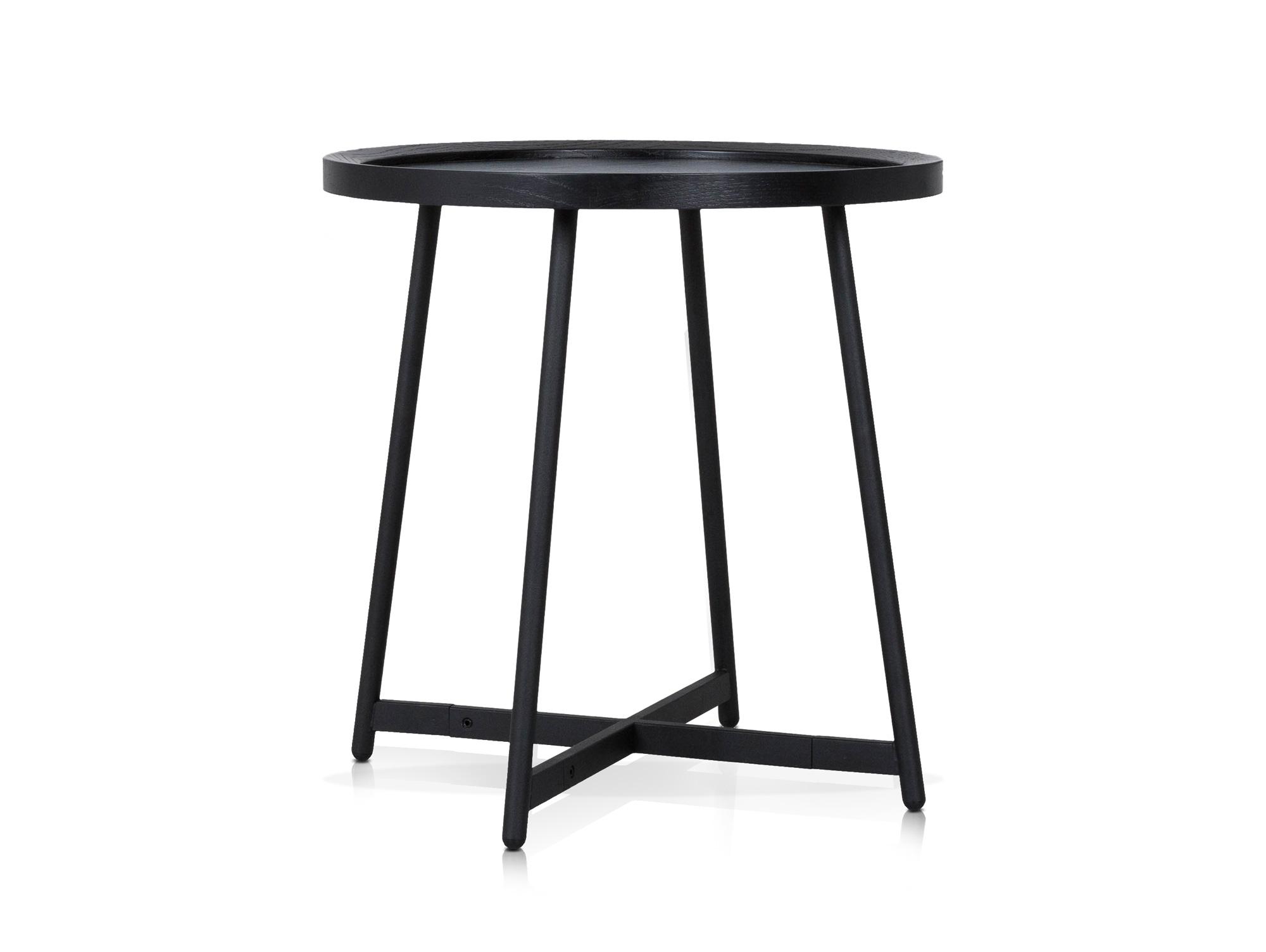 silas beistelltisch schwarz. Black Bedroom Furniture Sets. Home Design Ideas