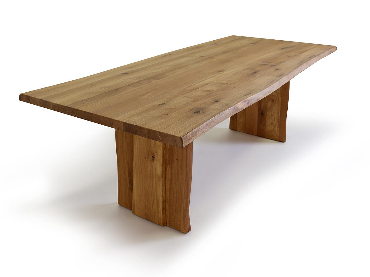tree baumtisch mit baumkante 200 x 100 cm holzwange. Black Bedroom Furniture Sets. Home Design Ideas