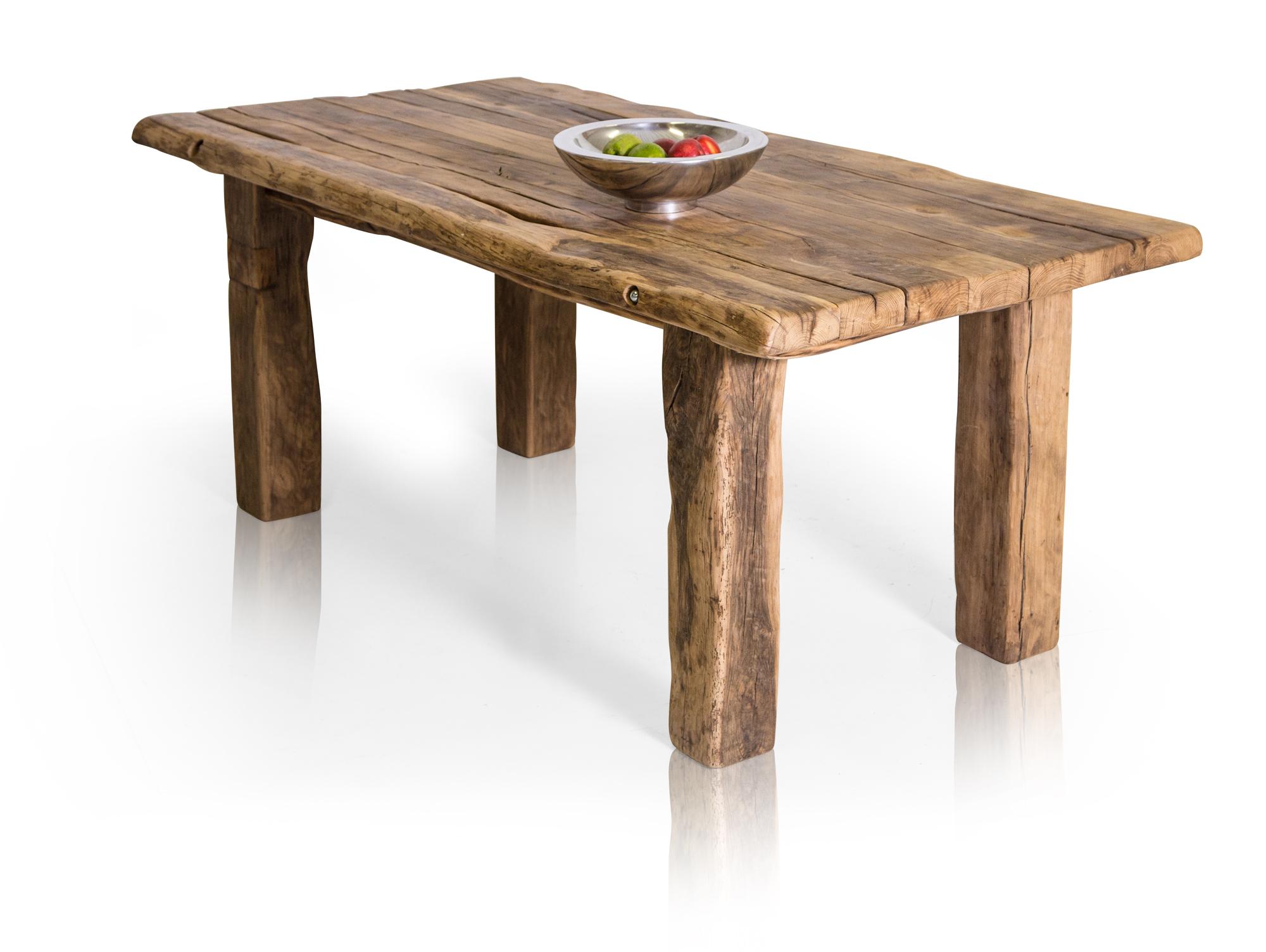wikinger iii esstisch vier fu esstisch 200x100 cm. Black Bedroom Furniture Sets. Home Design Ideas