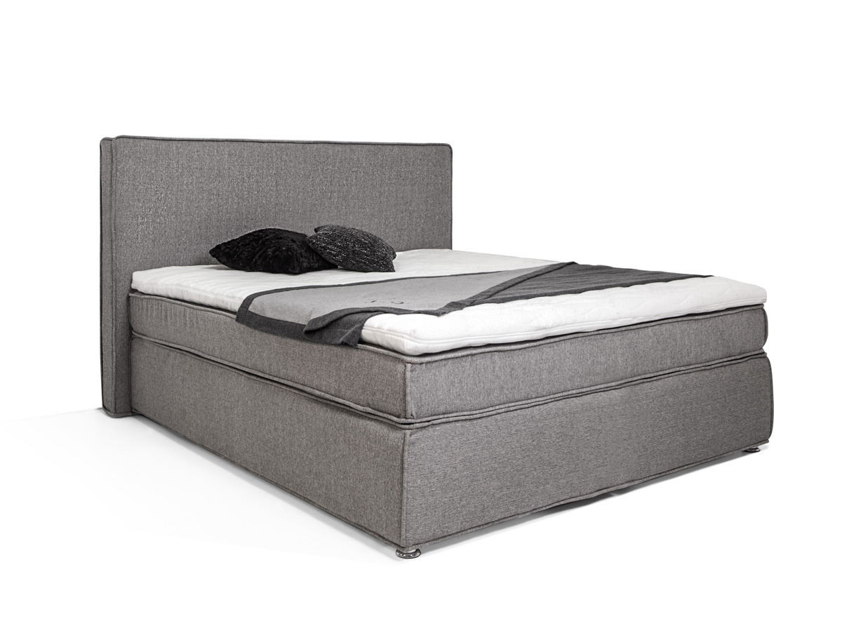 zeus boxspringbett 140 x 200 cm h rtegrad 2 130 cm. Black Bedroom Furniture Sets. Home Design Ideas