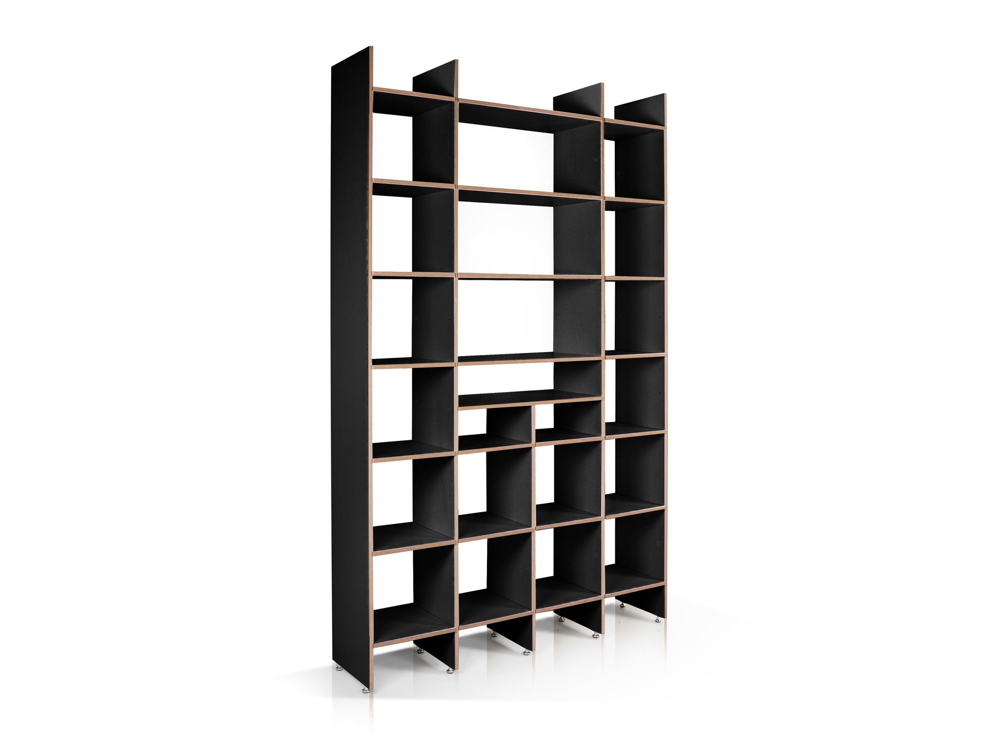 fmb i regalsystem regal schwarz. Black Bedroom Furniture Sets. Home Design Ideas