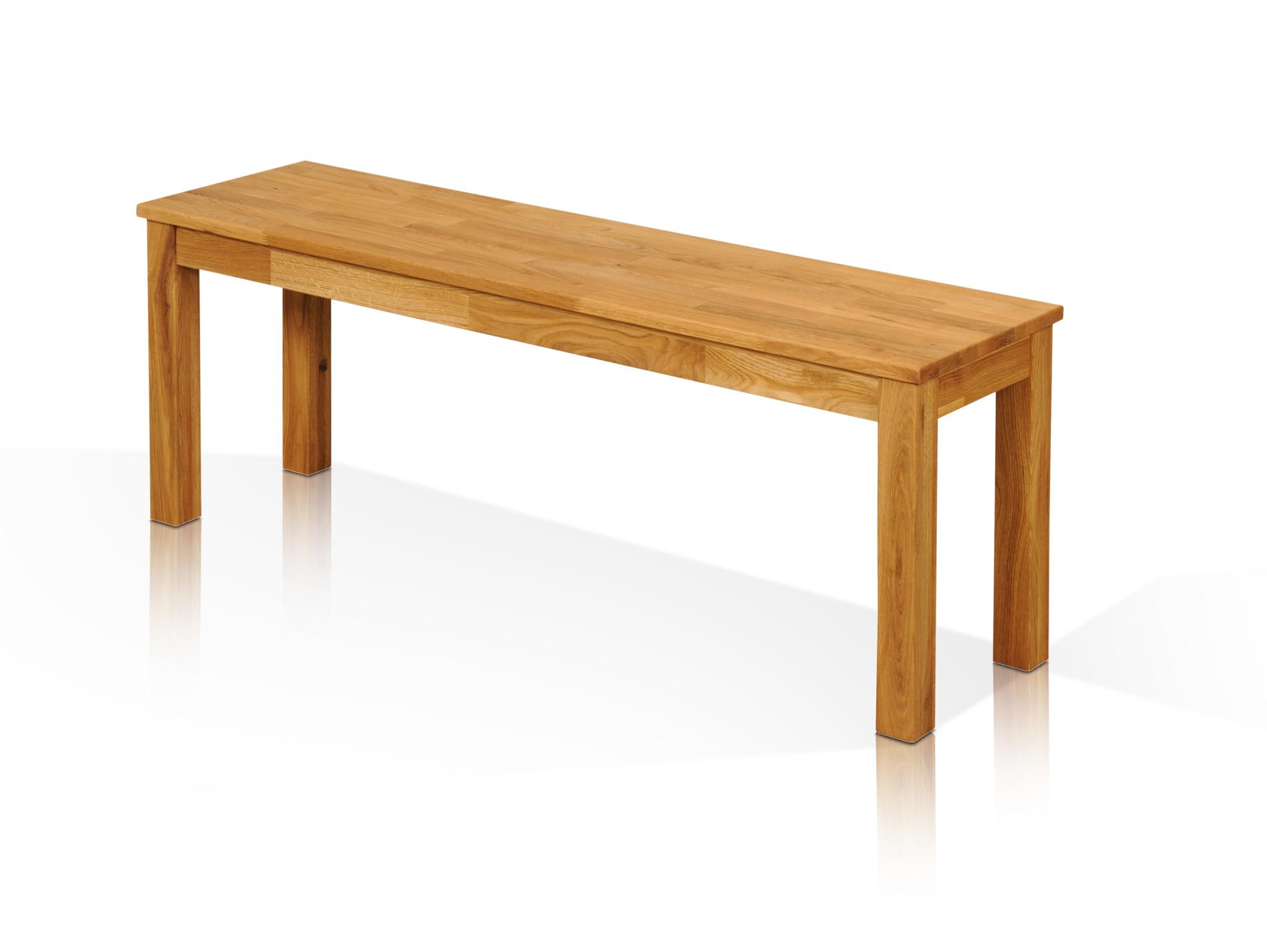anna sitzbank wildeiche ge lt 140 cm. Black Bedroom Furniture Sets. Home Design Ideas