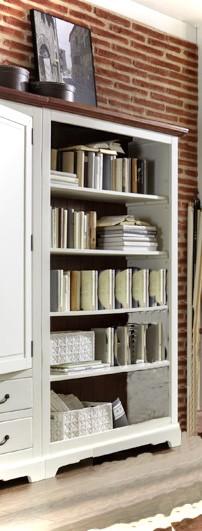 b cherregal h he 110cm g nstig kaufen. Black Bedroom Furniture Sets. Home Design Ideas