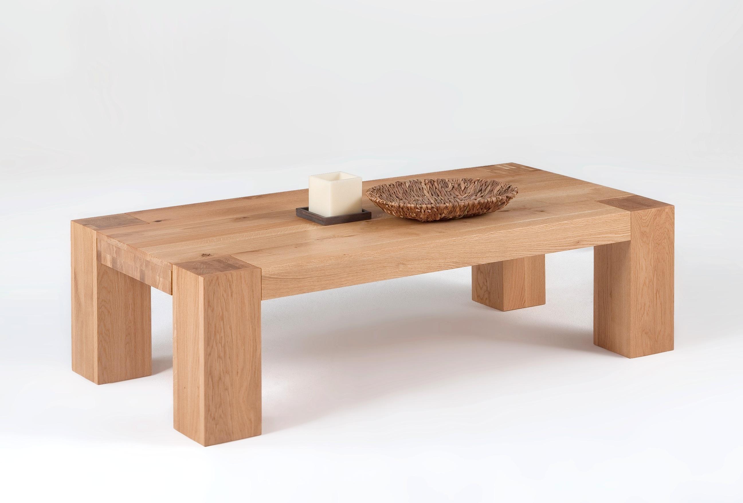 bruno massivholz couchtisch wildeiche 140×70 cm  5983