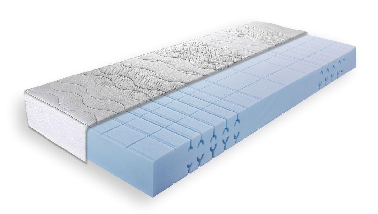 breckle llq perfect 7 zonen kaltschaummatratze 120 x 200 h rtegrad 3. Black Bedroom Furniture Sets. Home Design Ideas