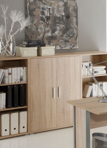office line kommode eiche sonoma. Black Bedroom Furniture Sets. Home Design Ideas