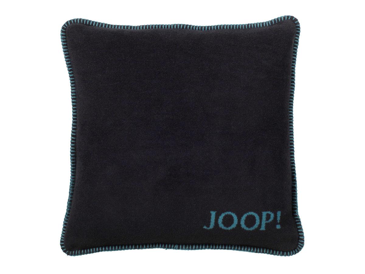 Möbel-Eins JOOP! Uni-Doubleface Kissen mit Füllung