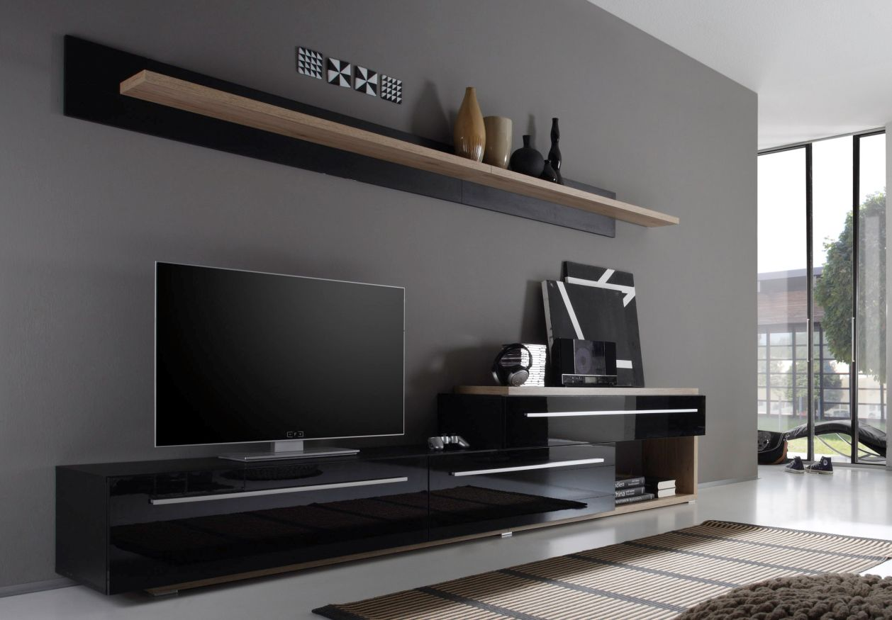 wohnw nde aus eiche sch ne m bel online kaufen seite 3. Black Bedroom Furniture Sets. Home Design Ideas