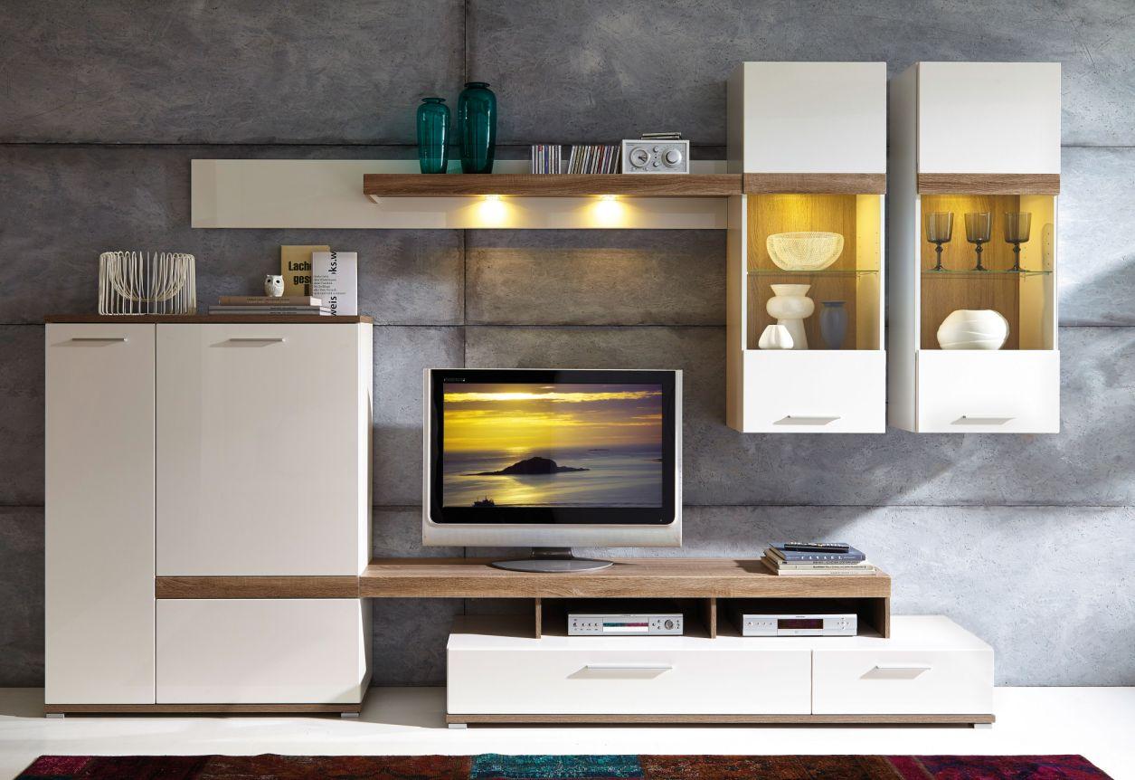 wohnw nde aus eiche sch ne m bel online kaufen seite 5. Black Bedroom Furniture Sets. Home Design Ideas