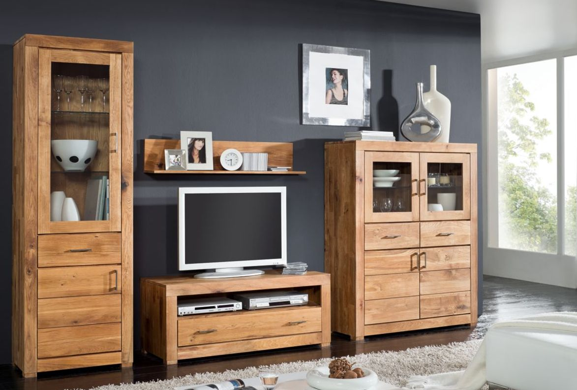 wohnw nde aus eiche sch ne m bel online kaufen seite 5. Black Bedroom Furniture Sets. Home Design Ideas