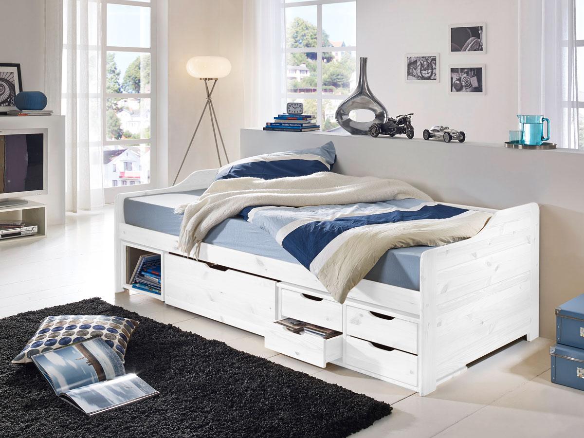 jugendbett 90x200 m bel und heimat design inspiration. Black Bedroom Furniture Sets. Home Design Ideas
