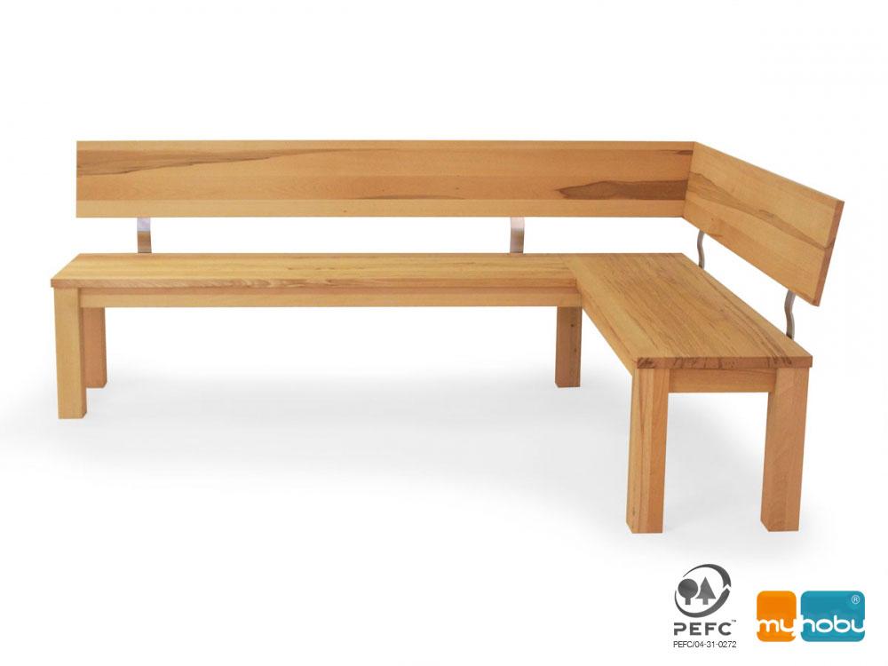 Eckbank nach Maß, Holz Sitzbänke maßgefertigt online kaufen