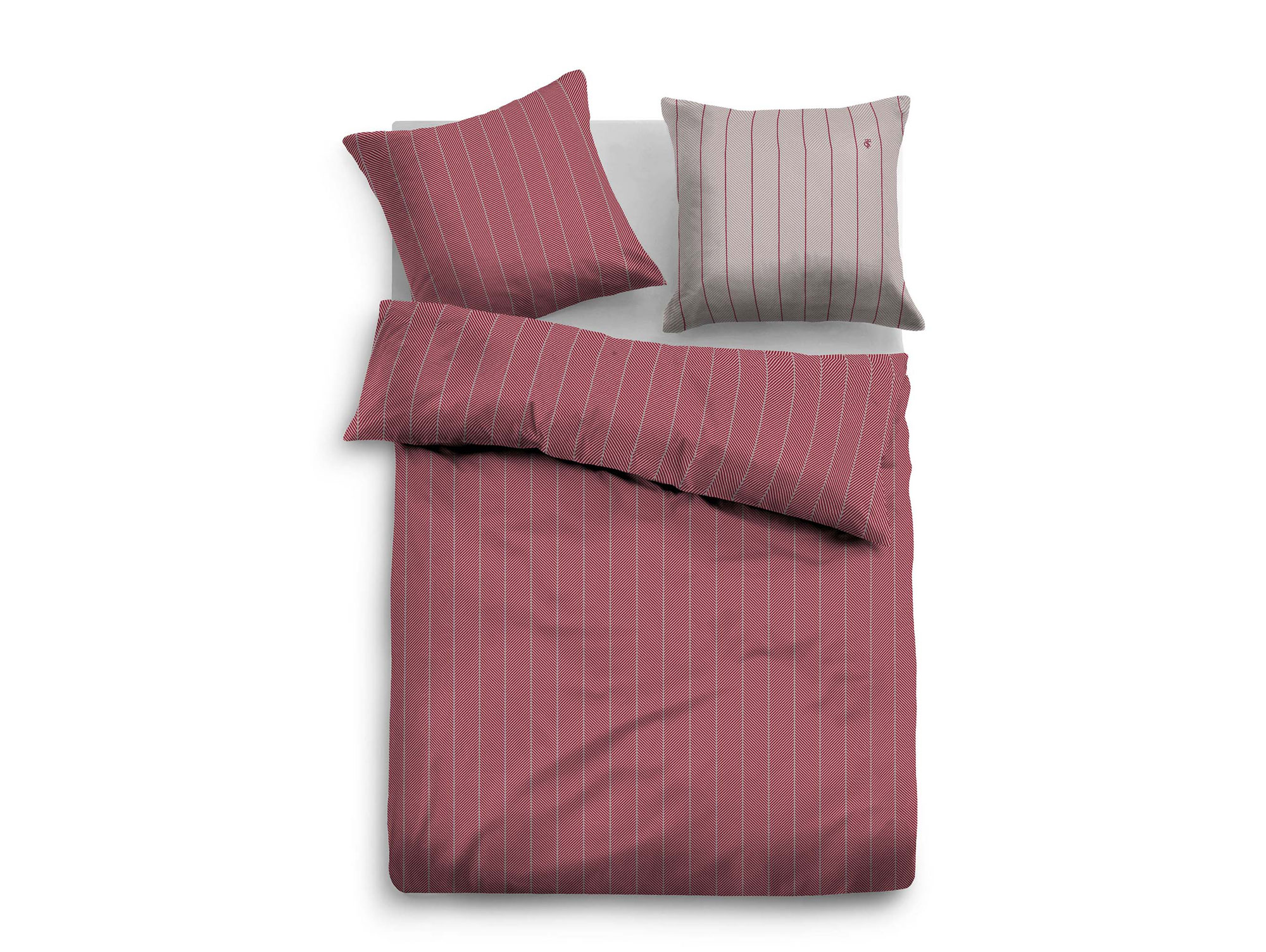 tom tailor bettw sche satin bed linen 135x200 80x80 cm