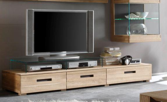 Tv Günstig Kaufen : ramon tv unterstellelement 3 sk eiche geb rstet g nstig kaufen sch ne m bel ~ Frokenaadalensverden.com Haus und Dekorationen