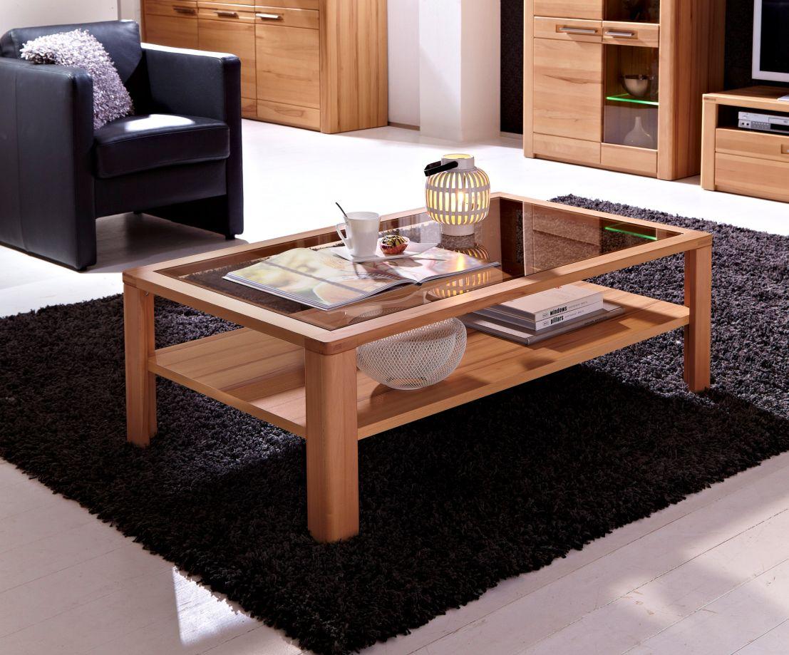 couchtisch kernbuche glas preisvergleiche. Black Bedroom Furniture Sets. Home Design Ideas