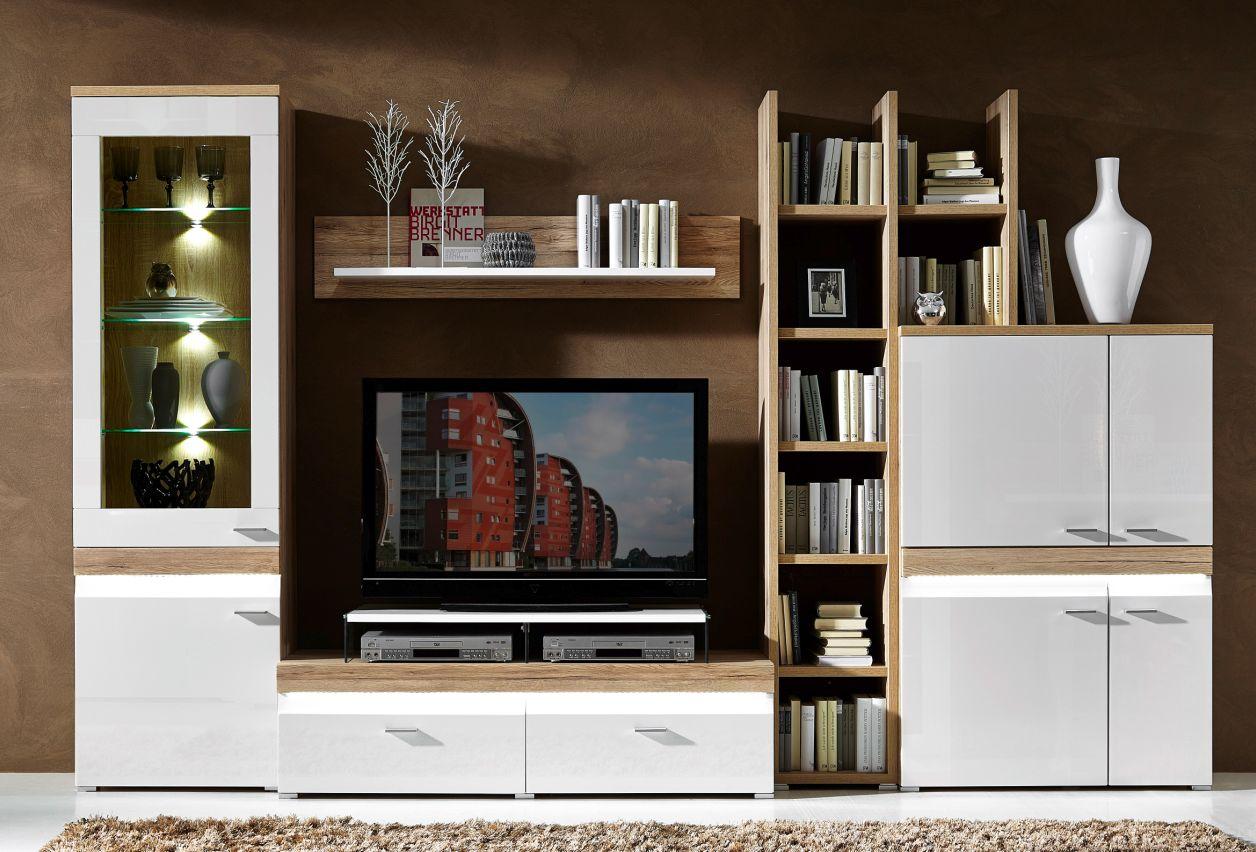 wohnw nde aus eiche sch ne m bel online kaufen seite 10. Black Bedroom Furniture Sets. Home Design Ideas