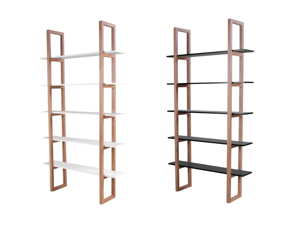 b cherregal hochglanz weiss g nstig kaufen. Black Bedroom Furniture Sets. Home Design Ideas