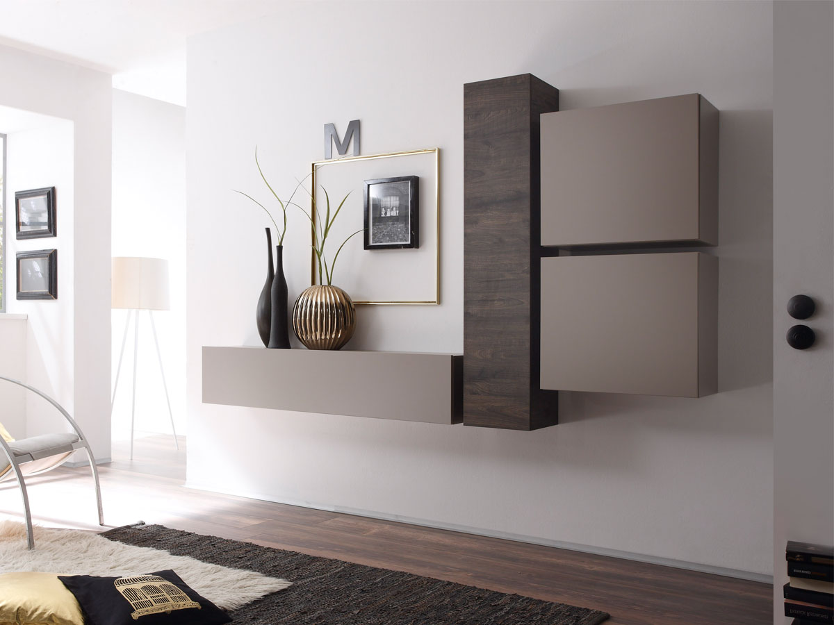 casino iii wohnwand beige eiche wenge. Black Bedroom Furniture Sets. Home Design Ideas