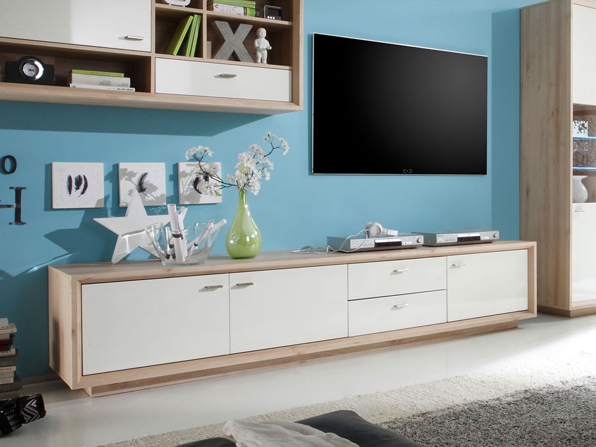 tv lowboard buche sonstige preisvergleiche. Black Bedroom Furniture Sets. Home Design Ideas