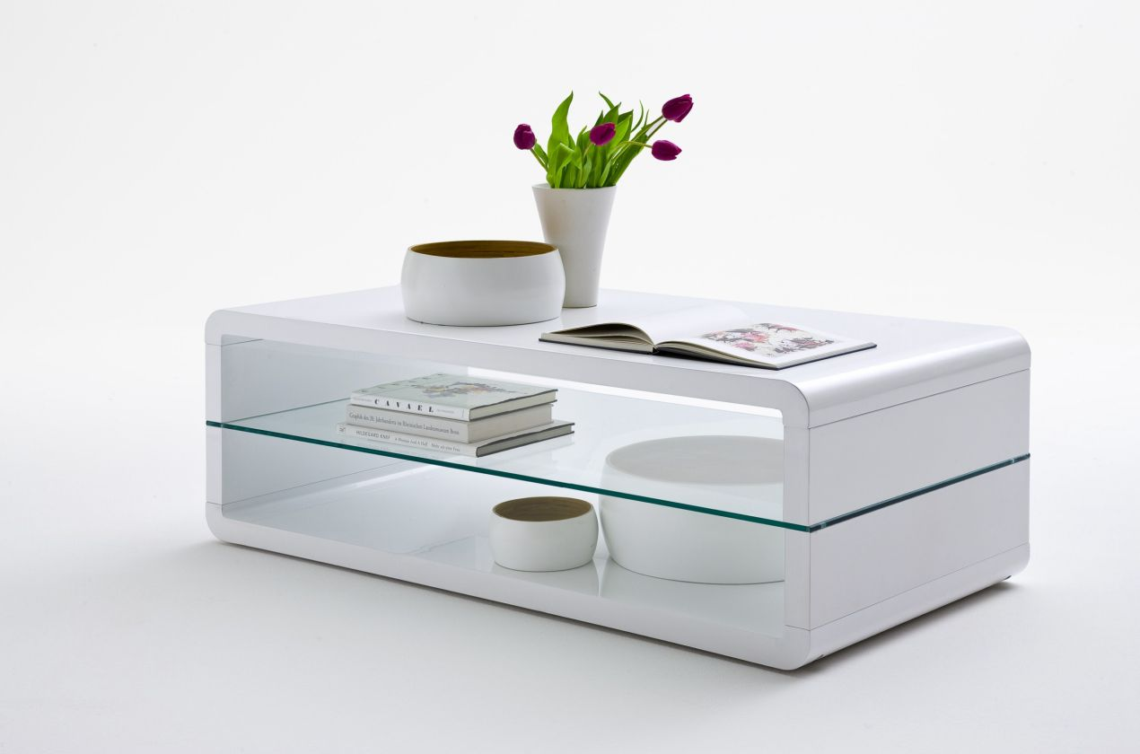 annabella couchtisch wei lack preiswert kaufen sch ne m bel online kaufen. Black Bedroom Furniture Sets. Home Design Ideas