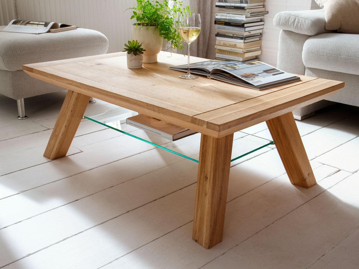 nate couchtisch 105x65 cm eiche bianco ge lt. Black Bedroom Furniture Sets. Home Design Ideas
