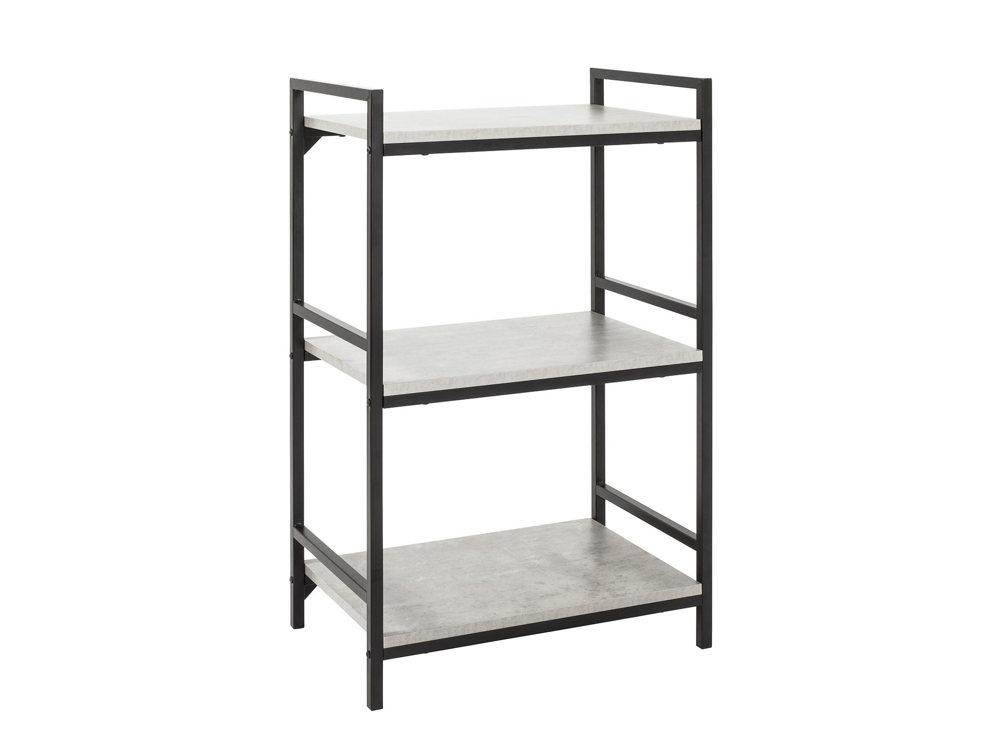 andra regal 3 betonoptik 100 cm. Black Bedroom Furniture Sets. Home Design Ideas